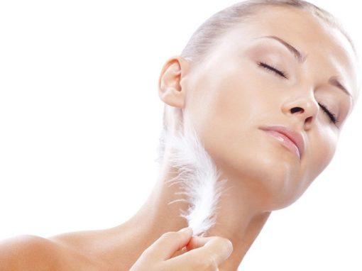 Живительная энергия кислорода для чувствительной кожи